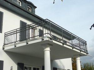 balkone balkongel nder metallbau wittig. Black Bedroom Furniture Sets. Home Design Ideas